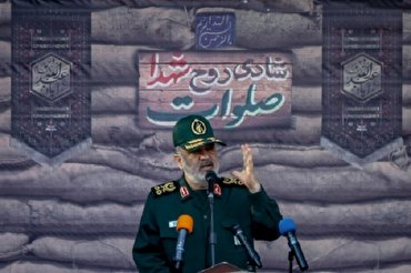 Iran Serious in Avenging Martyr Soleimani's Assassination: IRGC Chief
