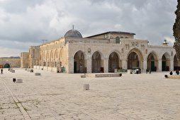 Palestinian Worshippers Prevented from Entering Al Aqsa Mosque